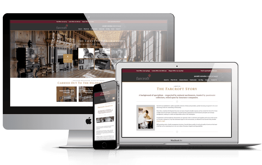 Web Design Northampton