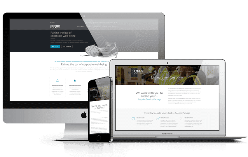 Websites Northampton